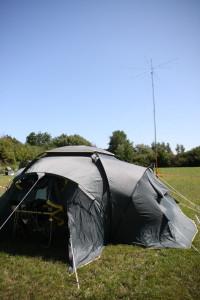 GU9V Contest Station