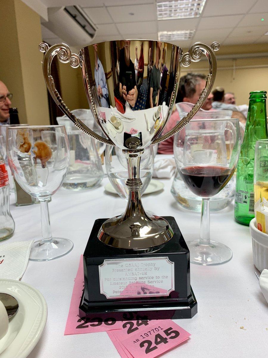 G3AAJ Trophy